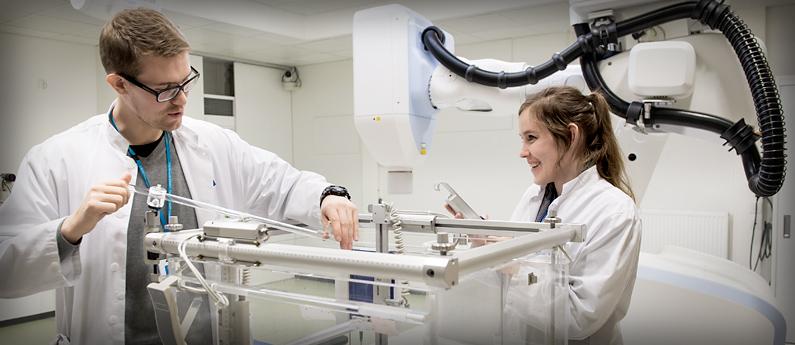Chương trình đào tạo Đại học Vật lý y khoa (PH3)